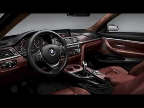 2013 BMW 4-Series Coupe Concept (Official Photos)