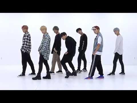 NDA BTS   DANCE PRACTICE