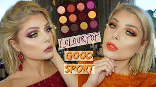 Colourpop Good Sport | My Thoughts + 2 Looks