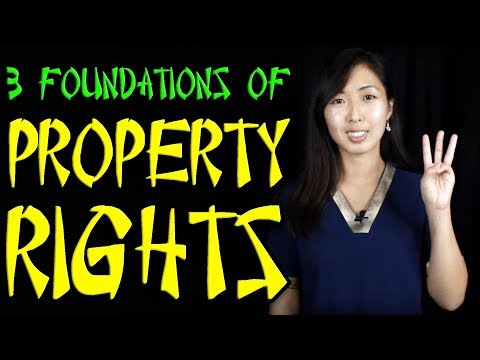 3 Foundations of Property Rights