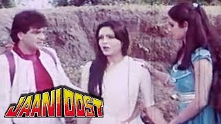 Parveen Babi, Jeetendra, Jaani Dost - Emotional Scene 13/16 | Bollywood Movies