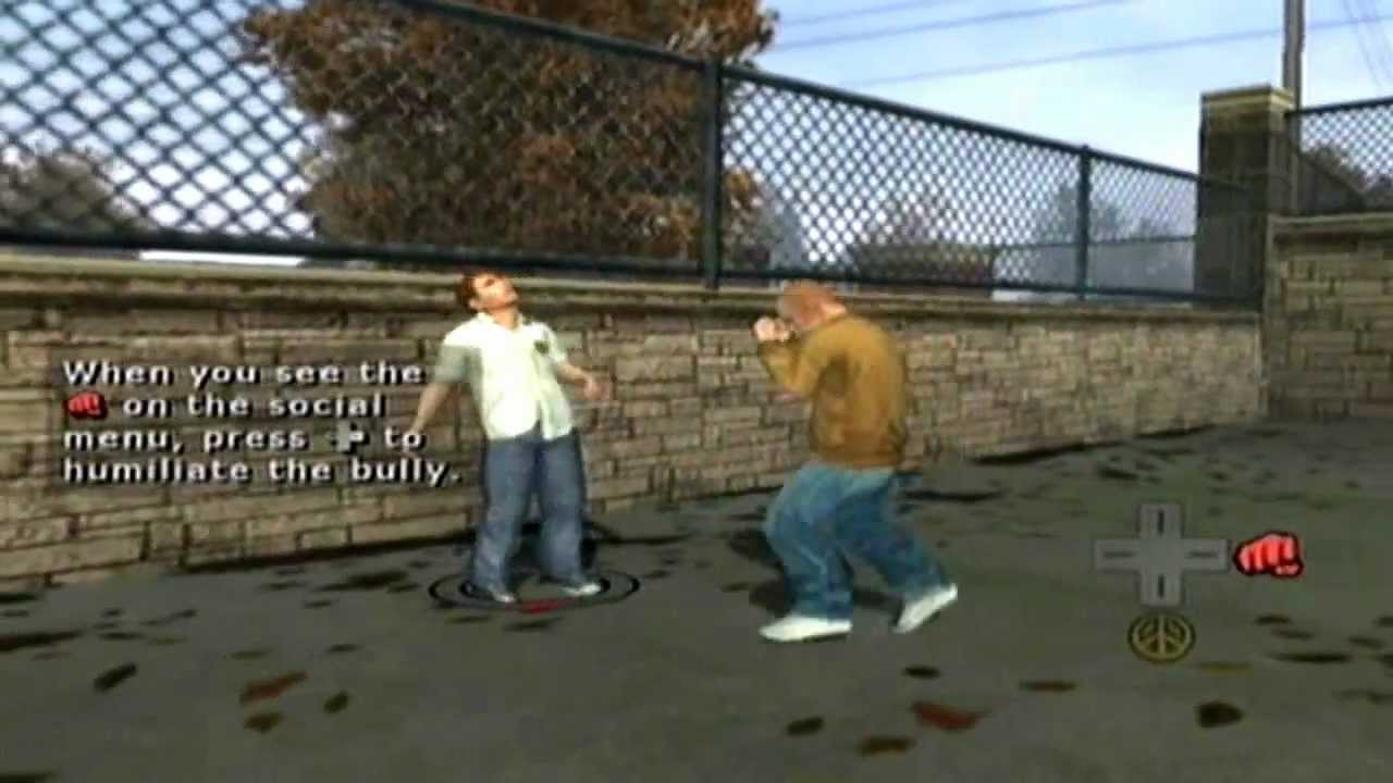 Let's Play Bully: Scholarship Edition (Wii) - Part 1