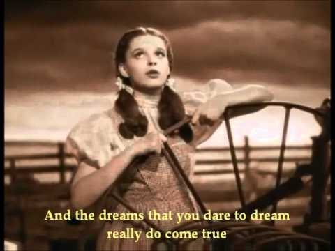 Judy Garland   Somewhere Over The Rainbow 1939
