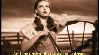 Judy Garland   Somewhere Over The Rainbow 1939
