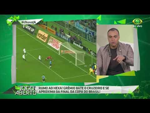 Denilson: A Vantagem Do Grêmio é Pequena