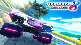 LA COMBINACIÓN MÁS GRANDE DE MARIO KART 8 DELUXE | Nintendo Switch