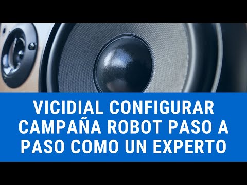 Vicidial broadcast blaster survey | notificacion automatizada paso a paso