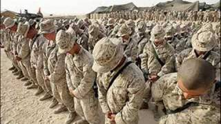 Tribute to american troops- citizen soldier 3 doors down