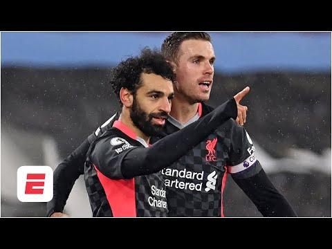 'MY GOODNESS!' Liverpool legend Steve Nicol reacts to Mo Salah's display vs. West Ham | ESPN FC
