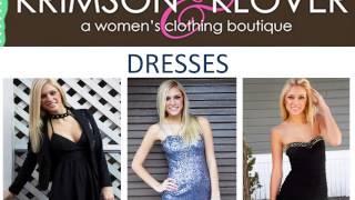 Krimsonandklover Clothing Boutiques In Dallas