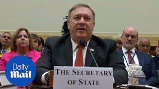 """Pompeo says U.S. has made """"zero concessions"""" to North Korea"""