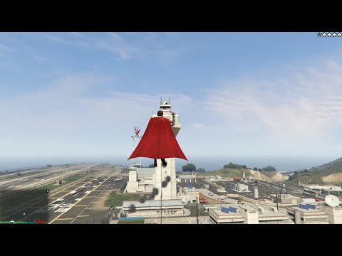 GTA 5 Superman Mod - Siêu nhân xuất hiện trong GTA 5
