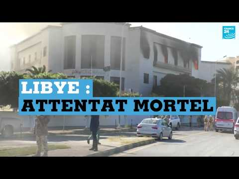 Libye : attentat mortel