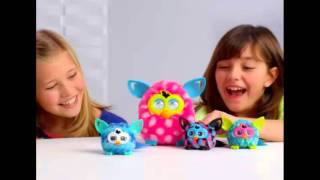 малыши Ферблинги - Furby A6100 - в продаже на TOY RU