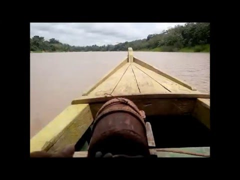 Vale do Javarí - AM, Brasil / Tríplice Fronteira