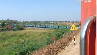 Arriving Akola Junction in 19302 Indore Yeshwantpur express, I…