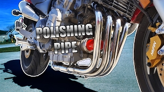 How to Polish Your Stainless Steel Exhaust