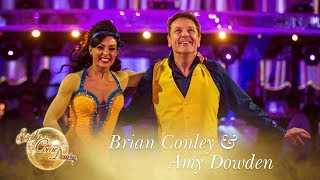 Brian and Amy Jive to 'It's Not Unusual' - Strictly Come Dancing 2017
