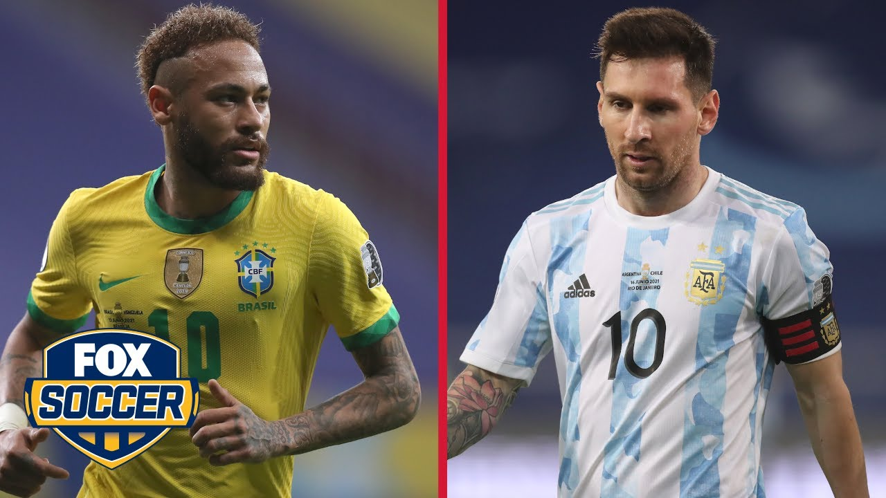 Messi and Neymar Shine in Copa America | ALEXI LALAS' STATE OF THE UNION PODCAST