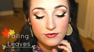 Falling Leaves |  Makeup Tutorial (EMiGallx0x0)