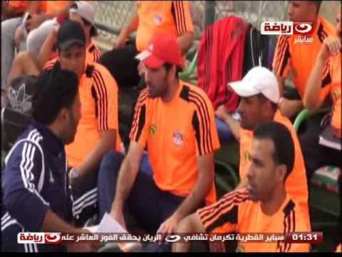 بالورقة والقلم | حوار ساخن جداً مع نادر السيد نجم منتخب مصر السابق