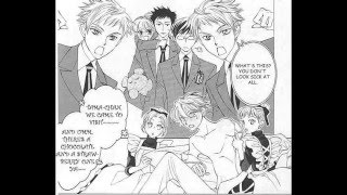 Ouran High School Host Club - Chapter 40