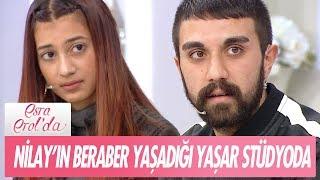 Gambar cover Nilay'ın beraber yaşadığı Yaşar stüdyoda... - Esra Erol'da 4 Ocak 2019