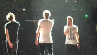 Teenage Kicks 2-One Direction Fort Lauderdale Take Me Home Tour 2013