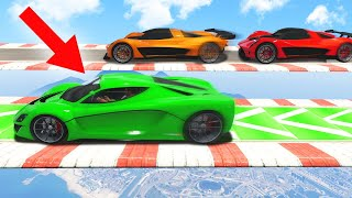 HOW TO CHEAT AND WIN EVERY RACE IN GTA 5!