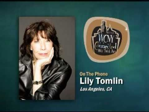 WCNY CONNECTED - Lily Tomlin