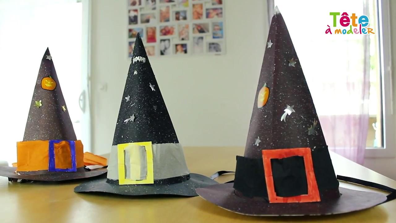 bon marché dessins attrayants comment commander 📺 TamtamTV S205 // Halloween // Les chapeaux de sorciers