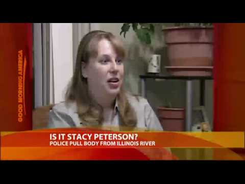 Was Stacy Peterson Found?