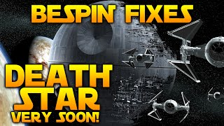 Star Wars Battlefront: Death Star Info In 3 weeks & Bespin Patch Live!