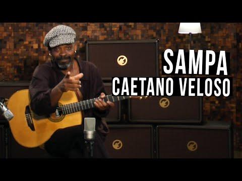 Caetano Veloso - Sampa (como tocar - aula de violão)