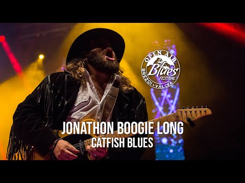 Jonathon 'Boogie' Long - Catfish Blues | Brezoi Blues 2019 🇷🇴 (live)