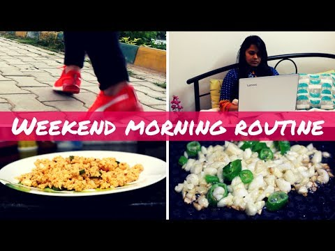 My Weekend Morning Routine - Indian | Indian Morning Routine-Weekend Edition | Morning Routine India