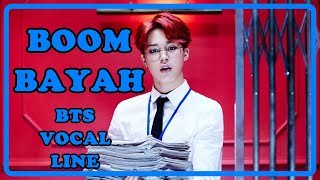Download How would BTS (Vocal Line) sing Black Pink Boombayah Mp3