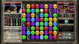 Let's Play Blind - Puzzle Quest 2 part 111 HD Finale