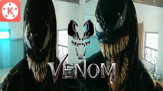 Tutorial Venom Transformation effect for roid  Kinemaster Pro