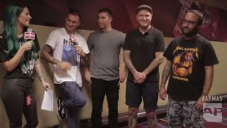 APMAs 2015 Rehearsals: New Found Glory