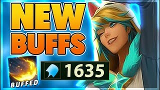 *NEW SKIN* 3,000 DMG WITH ONE ABILITY (1600+ AP) - BunnyFuFuu