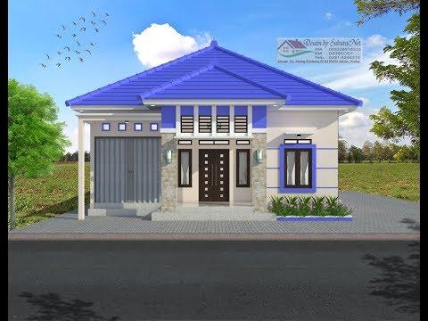 Desain Rumah Ruko Minimalis 1 Lantai modern house 9 3x13 5 3 k tidur desain rumah minimalis