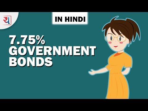7.75% GOI Savings Bonds explained in Hindi | Government of India Bonds | Govt Bonds Explained