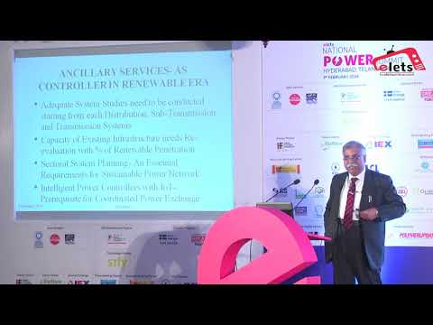 Dr R K Pandey, Director General, National Power Training Institute (NPTI)