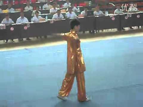 Shanxi Wushu Championship 2010 - CQ 3