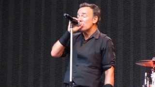 "Bruce Springsteen ""I"