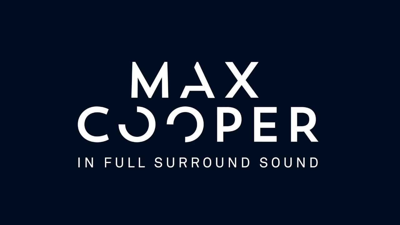 Max Cooper - Surround Sound London, 14 May [part 1]