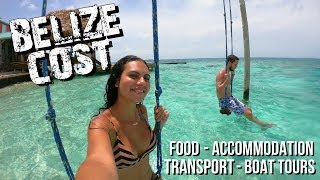 HOW EXPENSIVE IS BELIZE? TRAVEL COST
