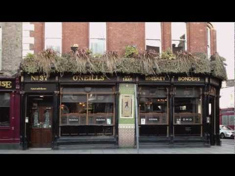 O'Neills Victorian Townhouse Dublin | Lunch Pub Dublin | Budget Stay Dublin | Best Deal B&B Dublin