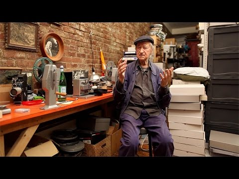 Jonas Mekas: Advice to the Young
